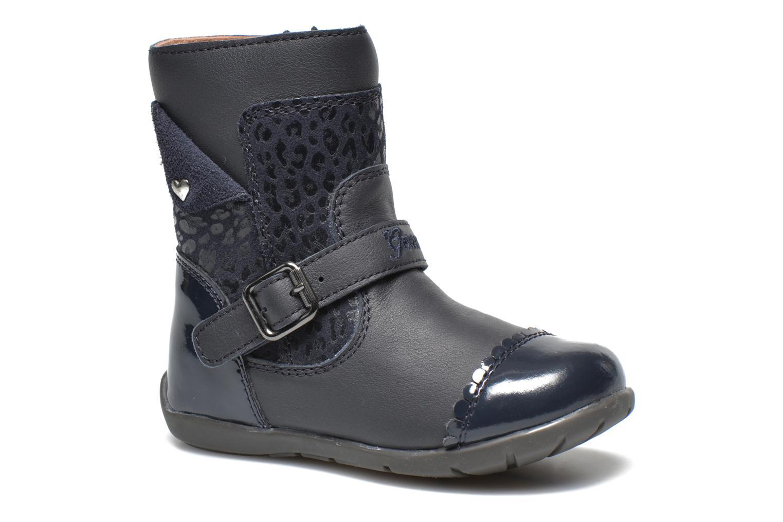 Stiefeletten & Boots Geox B Kaytan G.A 2 blau detaillierte ansicht/modell