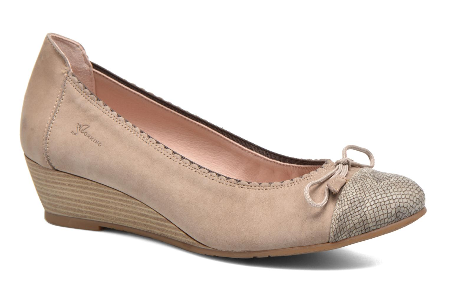 Marques Chaussure femme Dorking femme Marcu 6670 Taupe