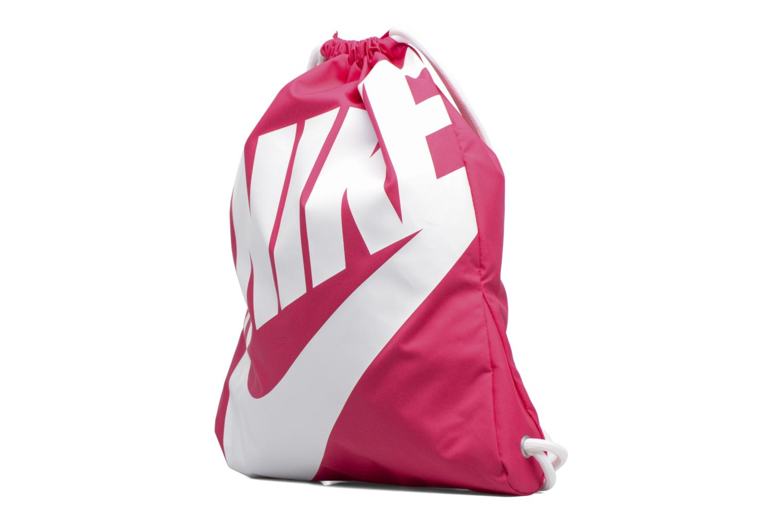 NIKE HERITAGE GYMSACK Rush pink/white/white