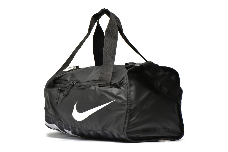 Sacs de sport Nike Nike Alpha Training Duffel Bag S Noir vue portées chaussures