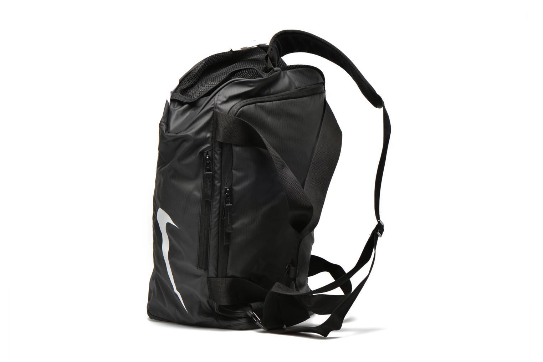Sacs de sport Nike Nike Alpha Training Duffel Bag S Noir vue gauche
