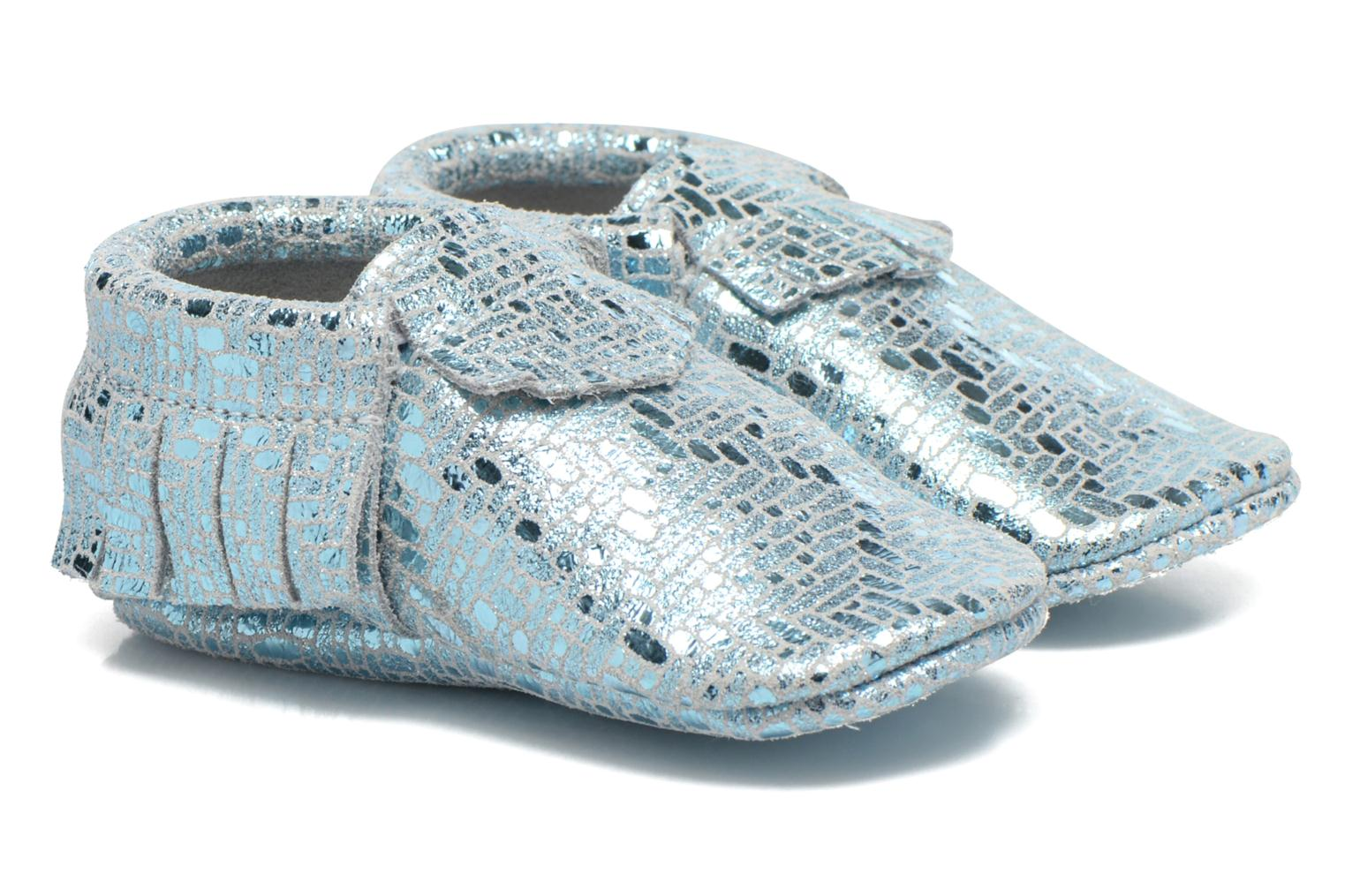 Mocassins Catral Coquille Bleue