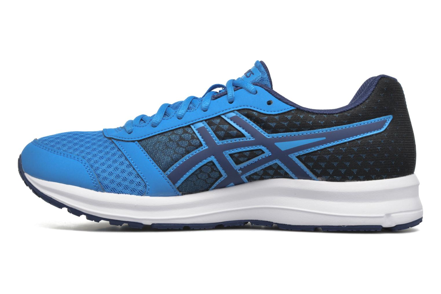 Sport shoes Asics Patriot 8 Blue front view