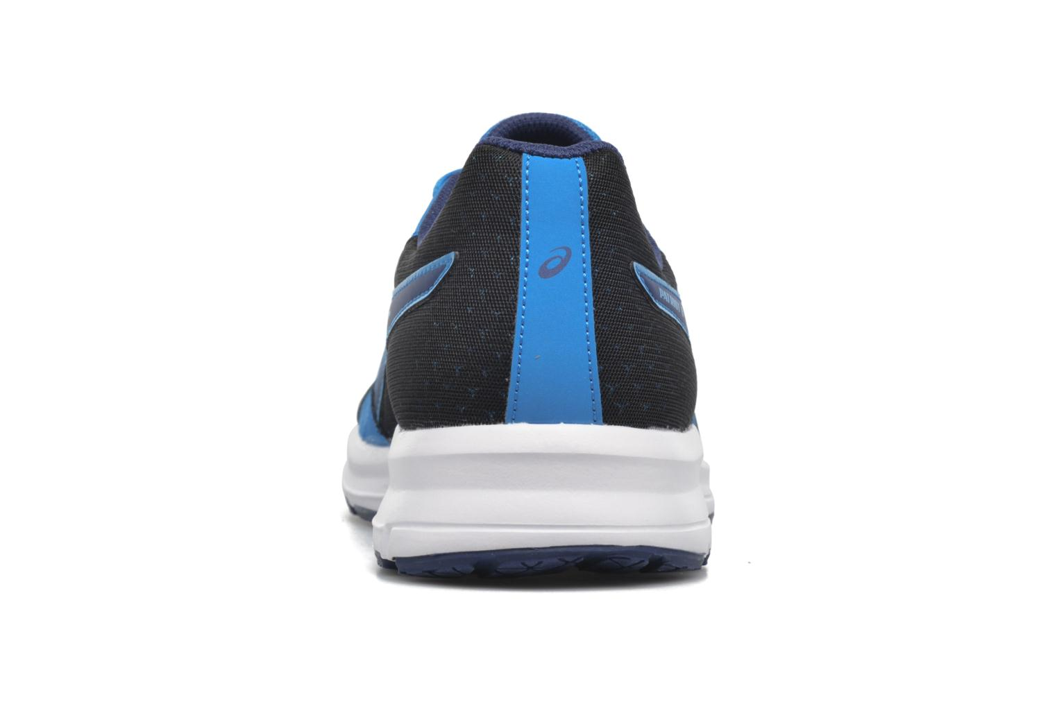Sport shoes Asics Patriot 8 Blue view from the right