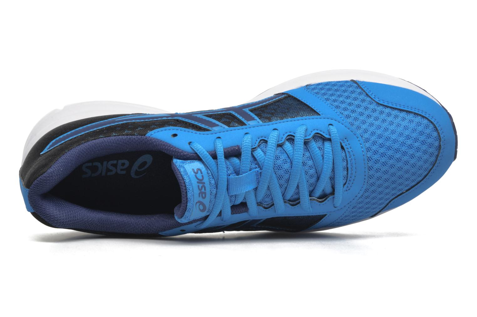 Sport shoes Asics Patriot 8 Blue view from the left