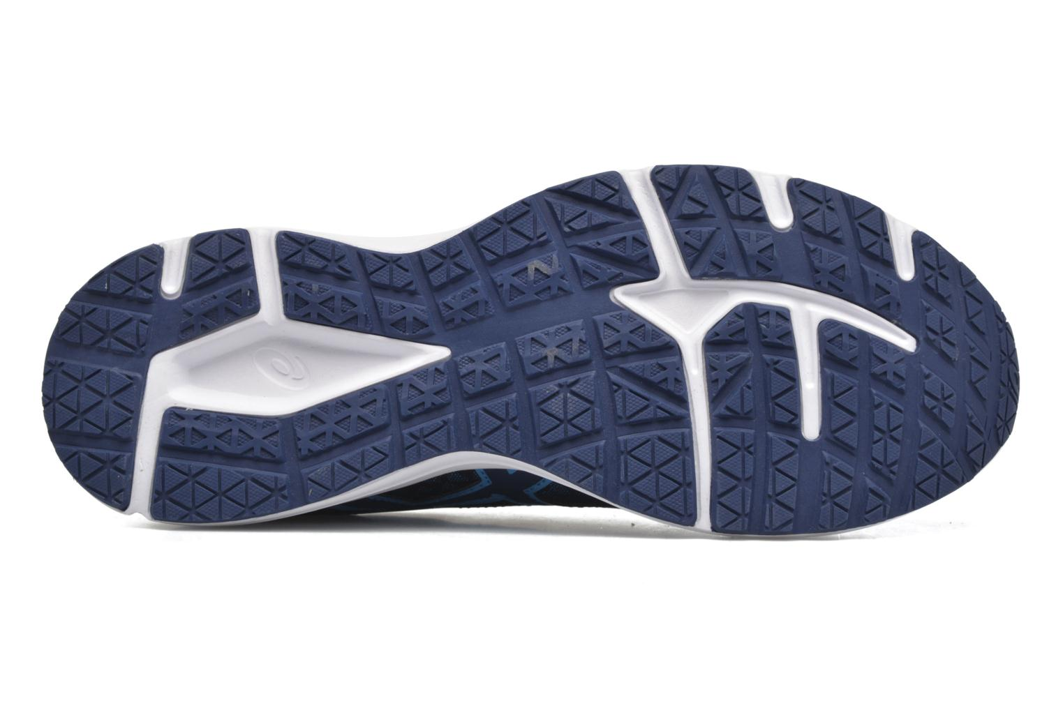 Sport shoes Asics Patriot 8 Blue view from above