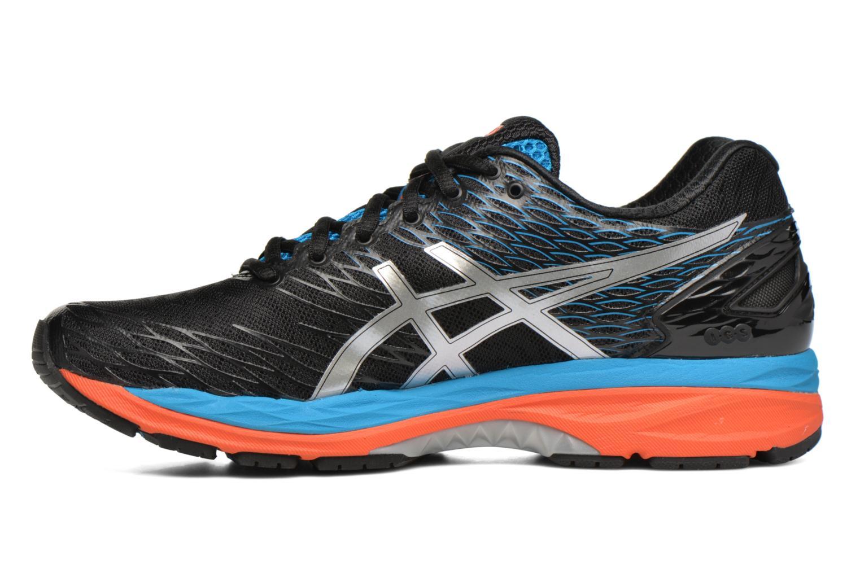 Sport shoes Asics Gel-Nimbus 18 Grey front view