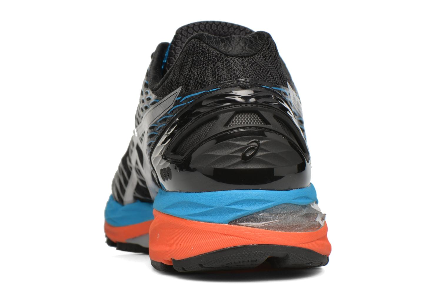 Sport shoes Asics Gel-Nimbus 18 Grey view from the right