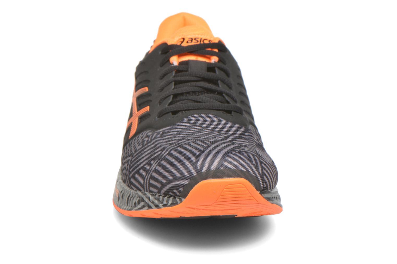 Fuzex Aluminum/Hot Orange/Black
