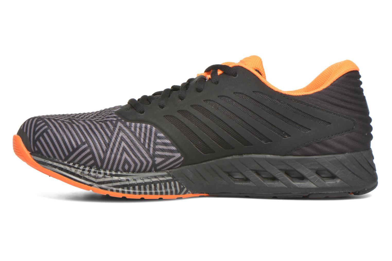 Sport shoes Asics Fuzex Grey front view