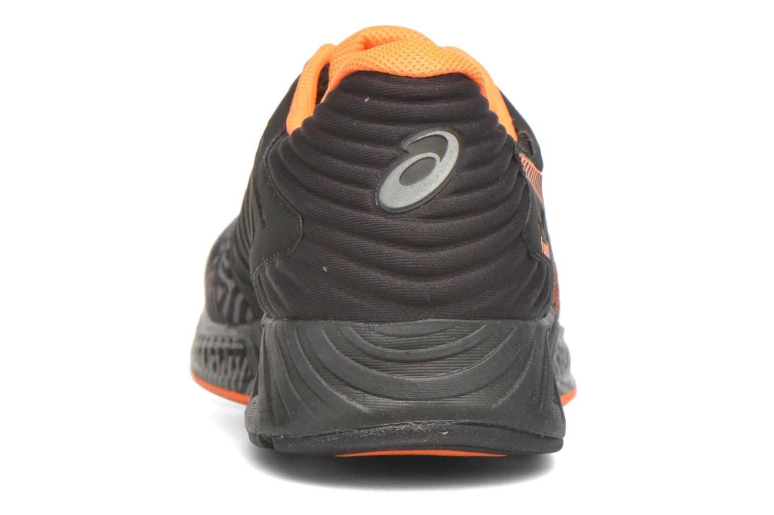 Sport shoes Asics Fuzex Grey view from the right