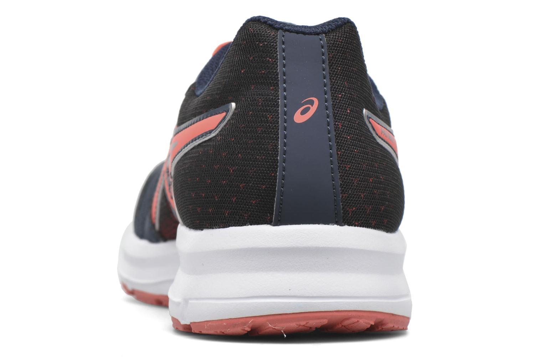 Chaussures de sport Asics Lady Patriot 8 Bleu vue droite