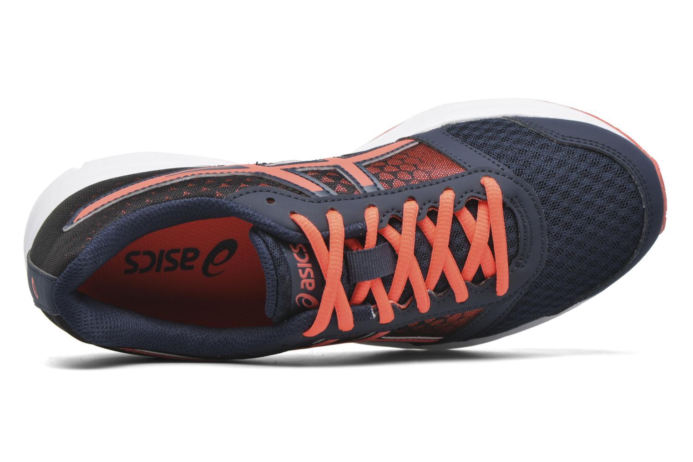 Chaussures de sport Asics Lady Patriot 8 Bleu vue gauche