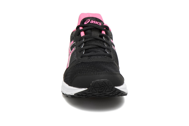 Sportschuhe Asics Lady Patriot 8 schwarz schuhe getragen