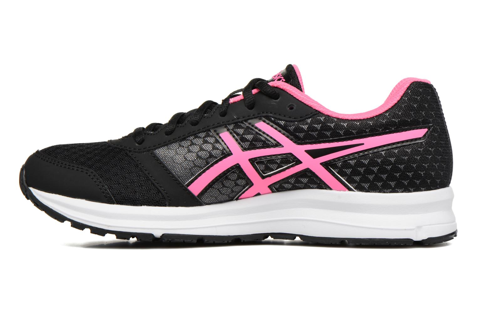 Lady Patriot 8 Black/Hot pink/White