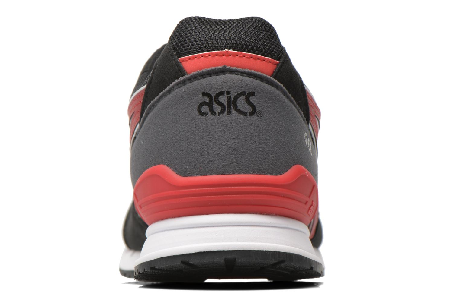 Trainers Asics Gel-Classic Black view from the right