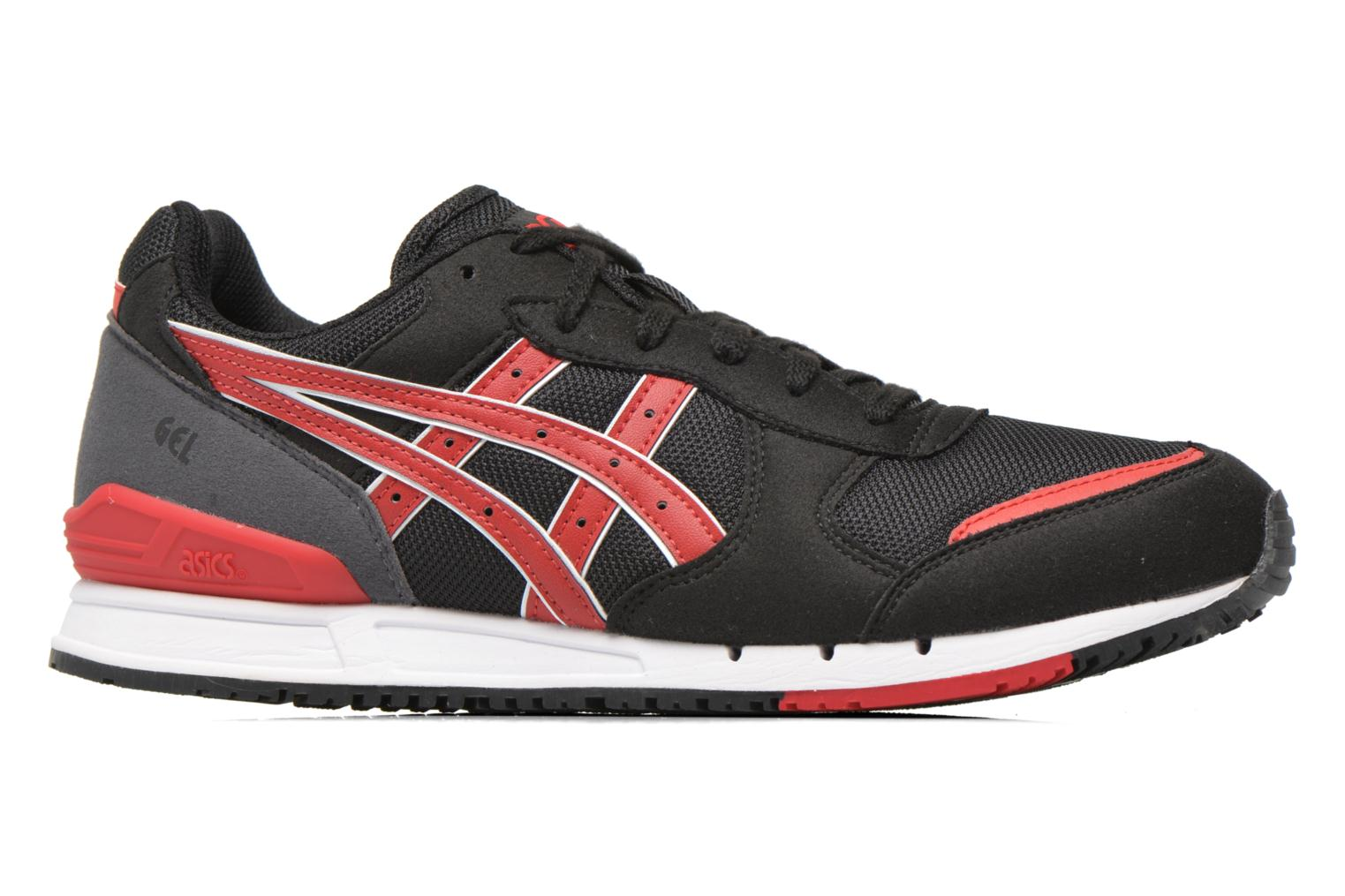 Trainers Asics Gel-Classic Black back view