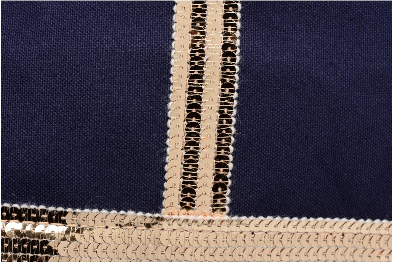 Bolsos de mano Vanessa Bruno Cabas M+ Azul vista lateral izquierda
