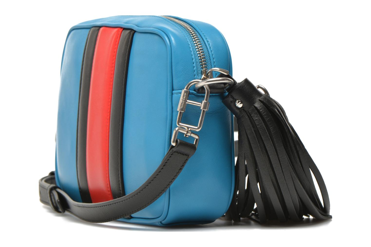 Sacs à main Sonia Rykiel SERIE 87 Camera bag crossbody Bleu vue droite