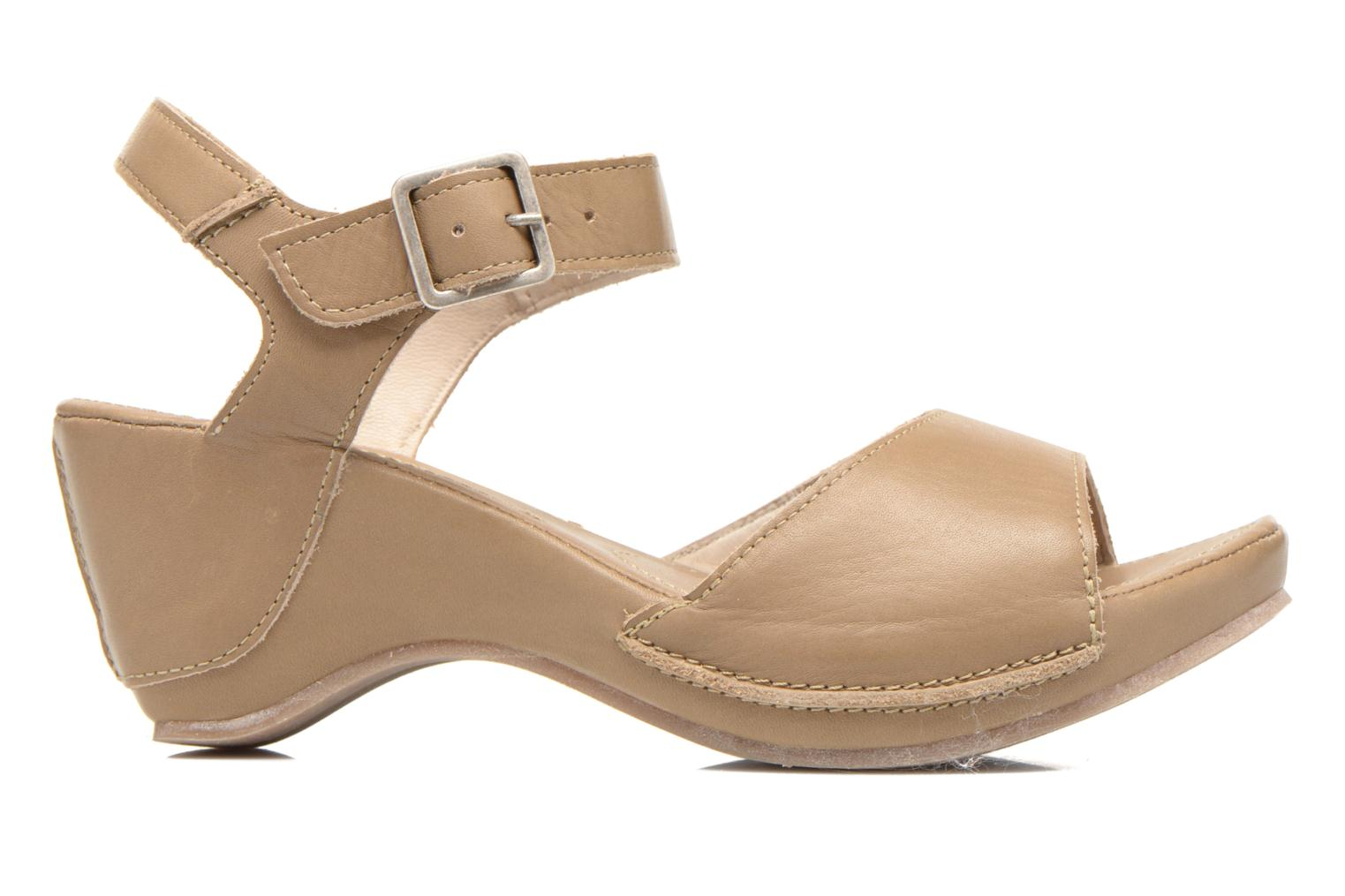 Sandals Khrio Nuova Beige back view