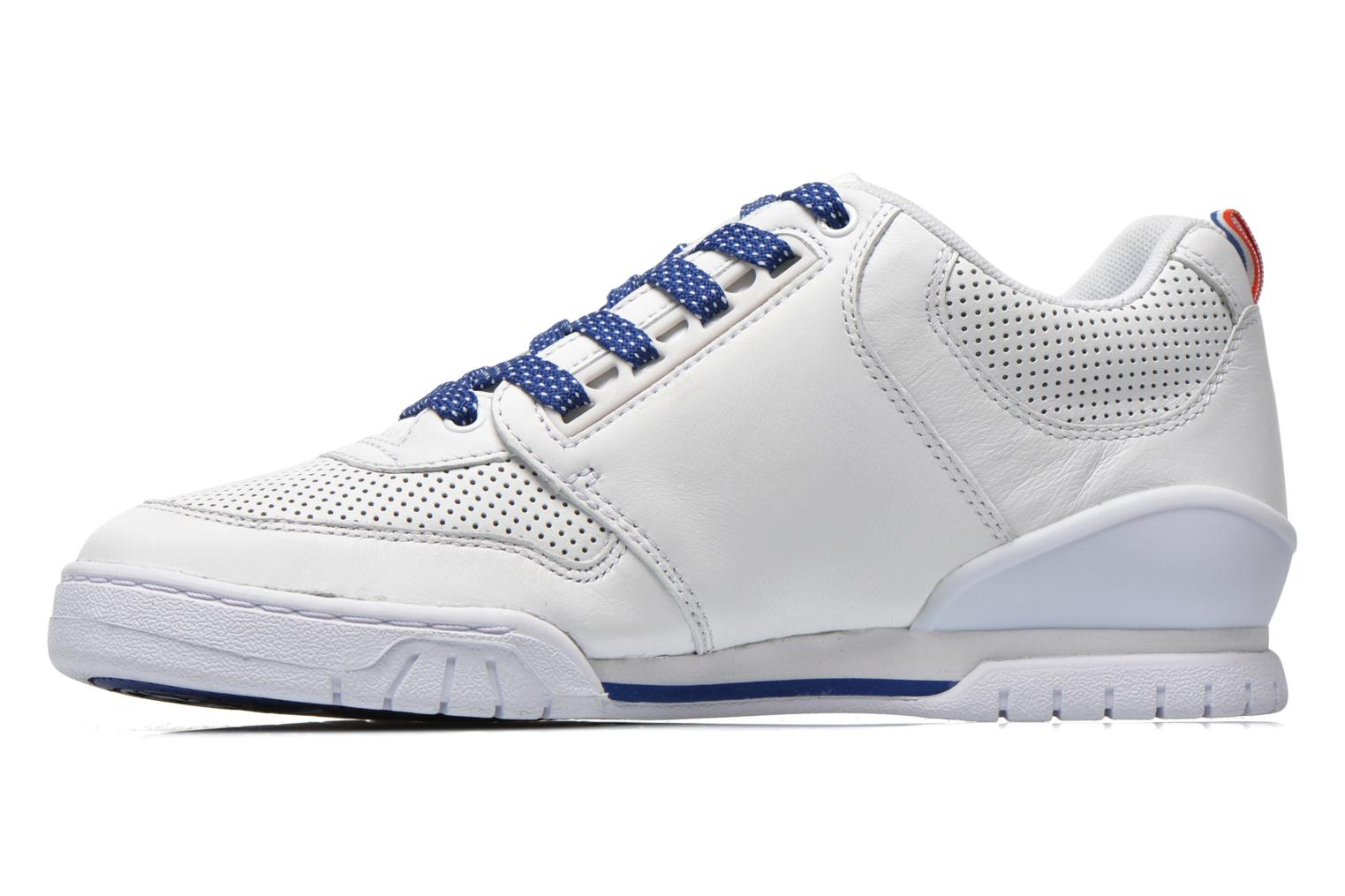 Baskets Lacoste Indiana 116 C Blanc vue face