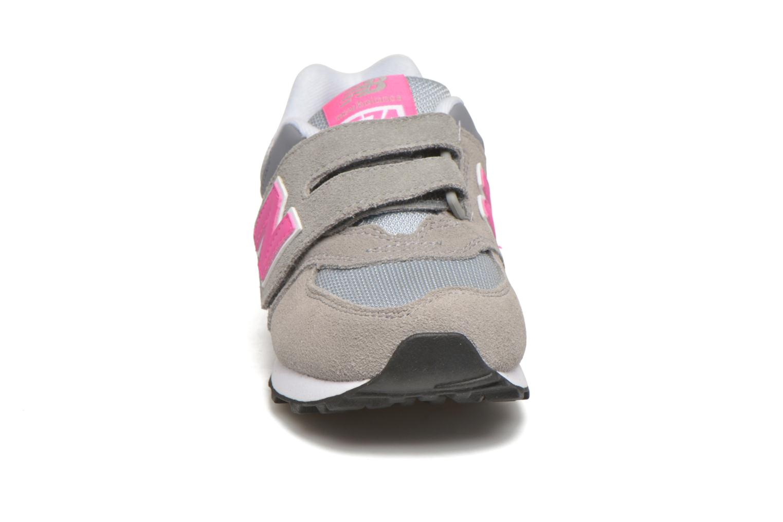 KV574 J CDY Grey/Pink 2