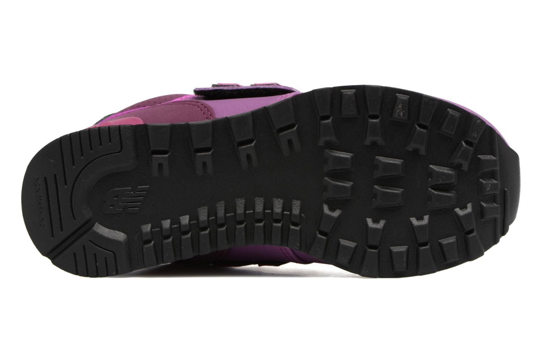 KV574 J YEY Hunter/Purple