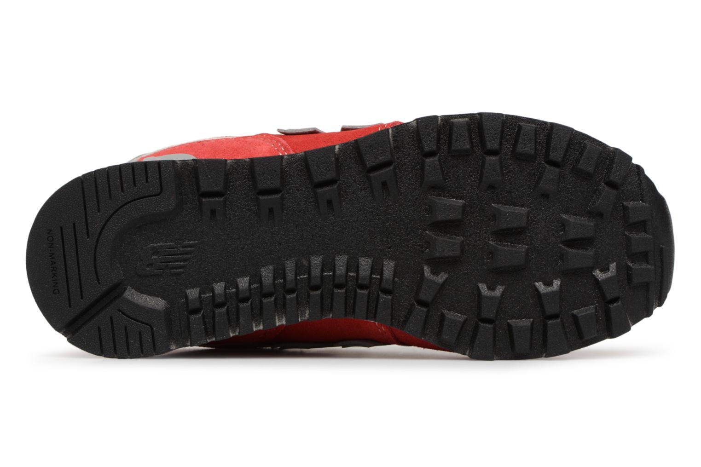 Sneakers New Balance KV574 J Rood boven