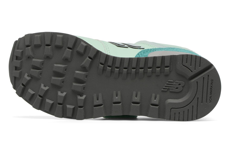 Sneakers New Balance KV574 J Groen boven