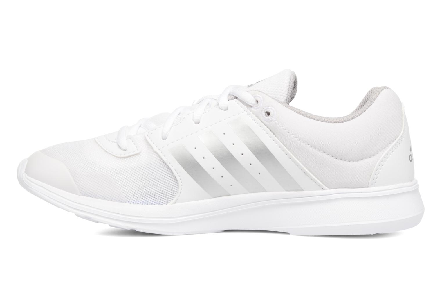 Chaussures de sport Adidas Performance Essential Fun 2 Blanc vue face