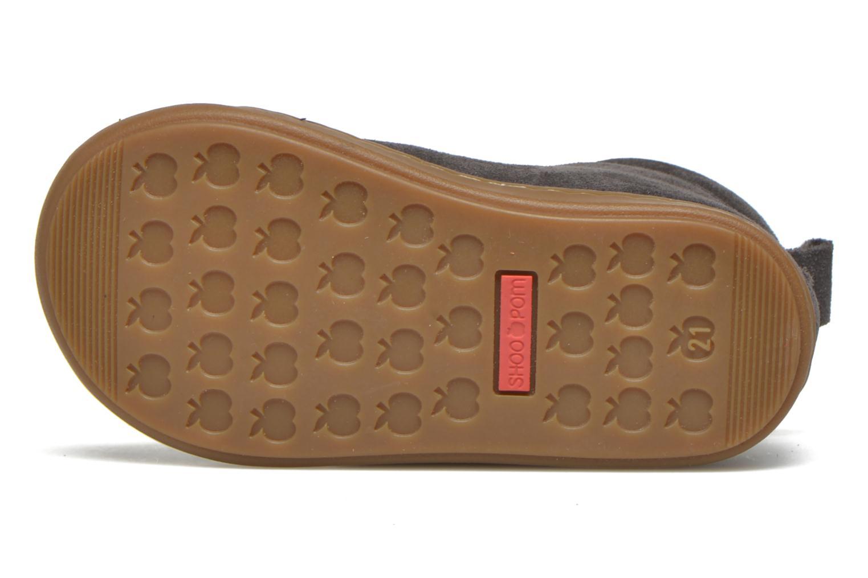 Bottines et boots Shoo Pom Bouba Lace Fringe Gris vue haut