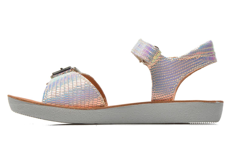 Sandales et nu-pieds Shoo Pom Goa Sandal Multicolore vue face