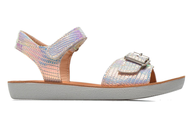 Sandales et nu-pieds Shoo Pom Goa Sandal Multicolore vue derrière