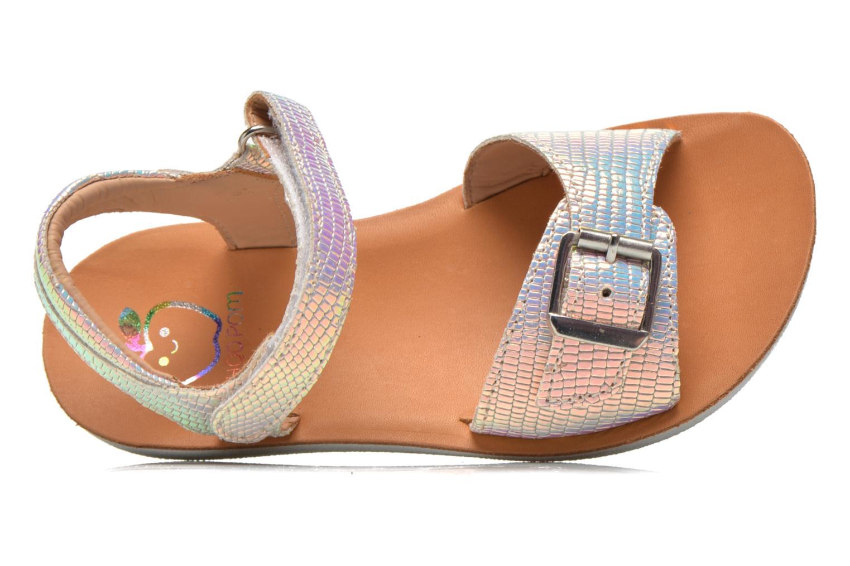 Sandales et nu-pieds Shoo Pom Goa Sandal Multicolore vue gauche