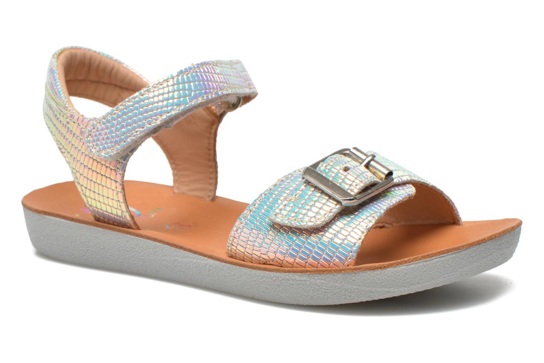 Sandales et nu-pieds Shoo Pom Goa Sandal Multicolore vue détail/paire