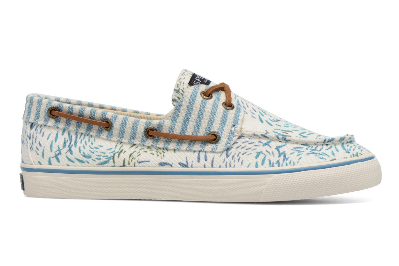 Chaussures à lacets Sperry Bahama Fish Circles Bleu vue derrière