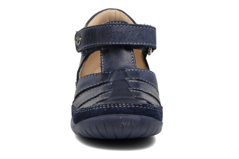 Sandales et nu-pieds Naturino Andrea 163 VL Bleu vue portées chaussures