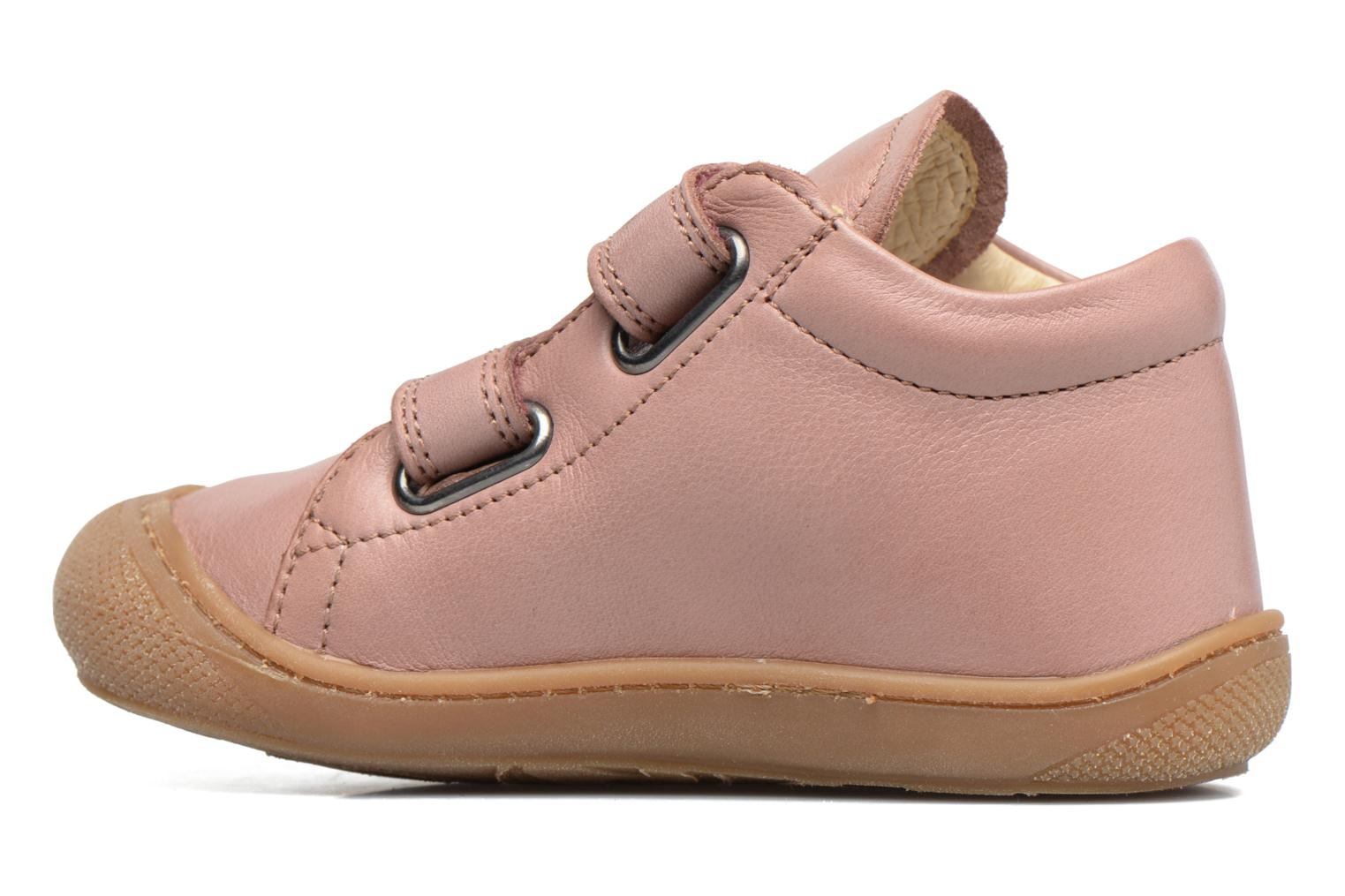 Sneakers Naturino Cocoon VL Rosa immagine frontale