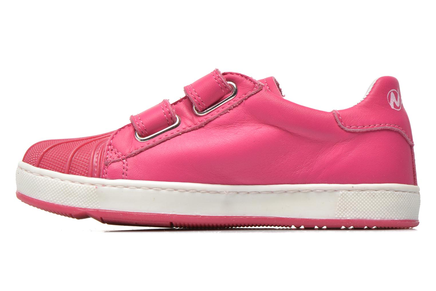 Sneakers Naturino Diamante 4064 VL Roze voorkant