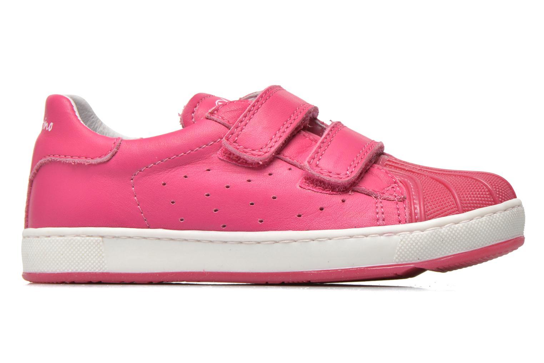 Sneakers Naturino Diamante 4064 VL Roze achterkant