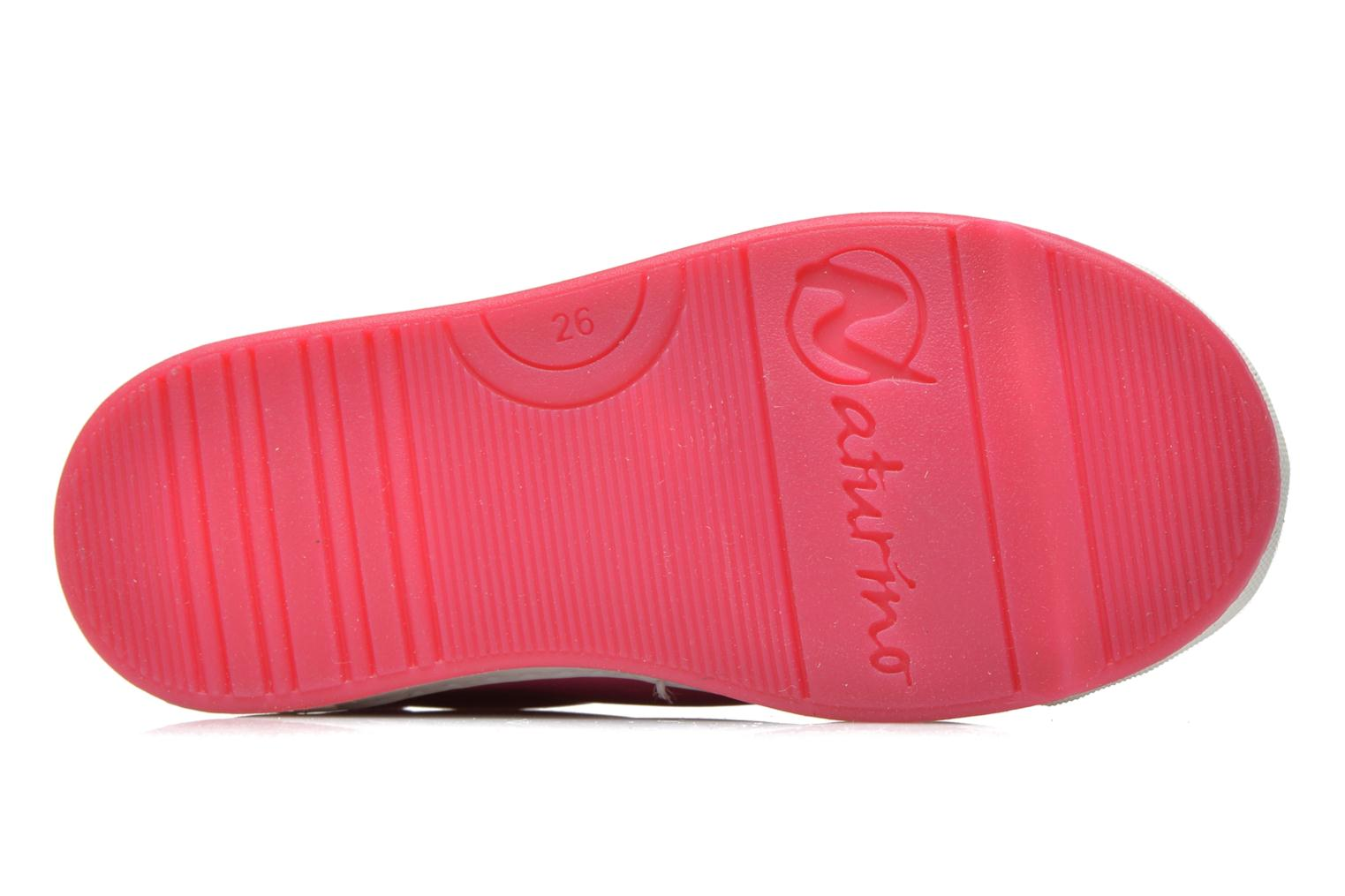 Sneakers Naturino Diamante 4064 VL Roze boven