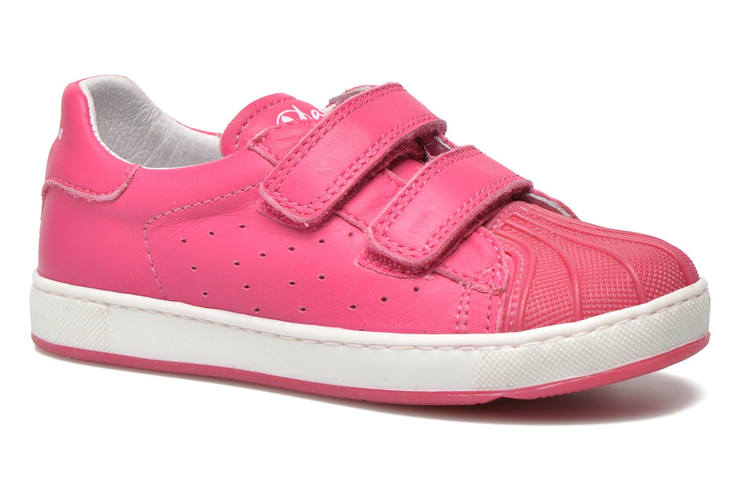 Sneakers Naturino Diamante 4064 VL Roze detail