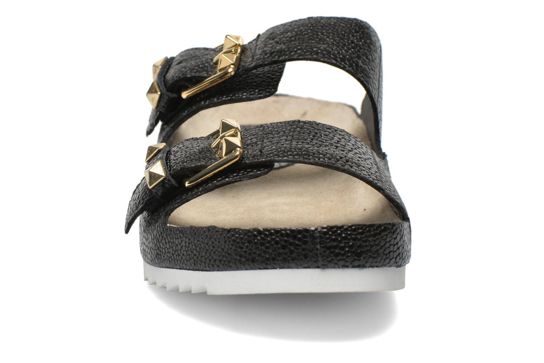 Mules et sabots Ash Utopia Bis Noir vue portées chaussures