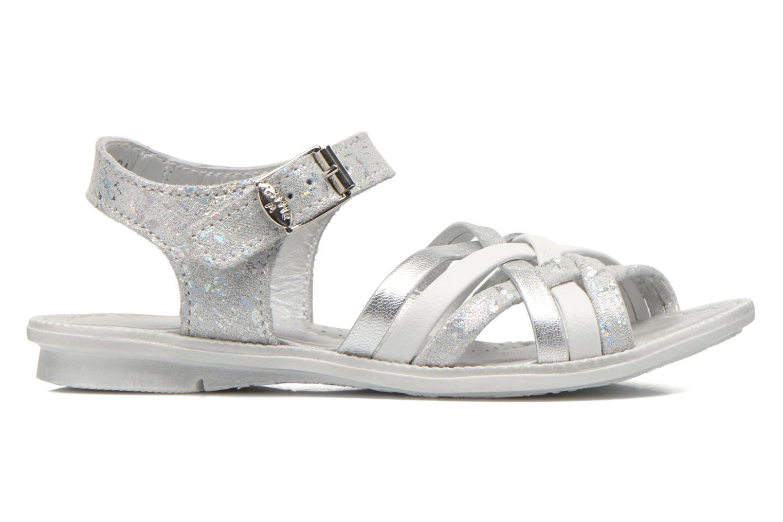 Sandali e scarpe aperte Little Mary Vacances Argento immagine posteriore