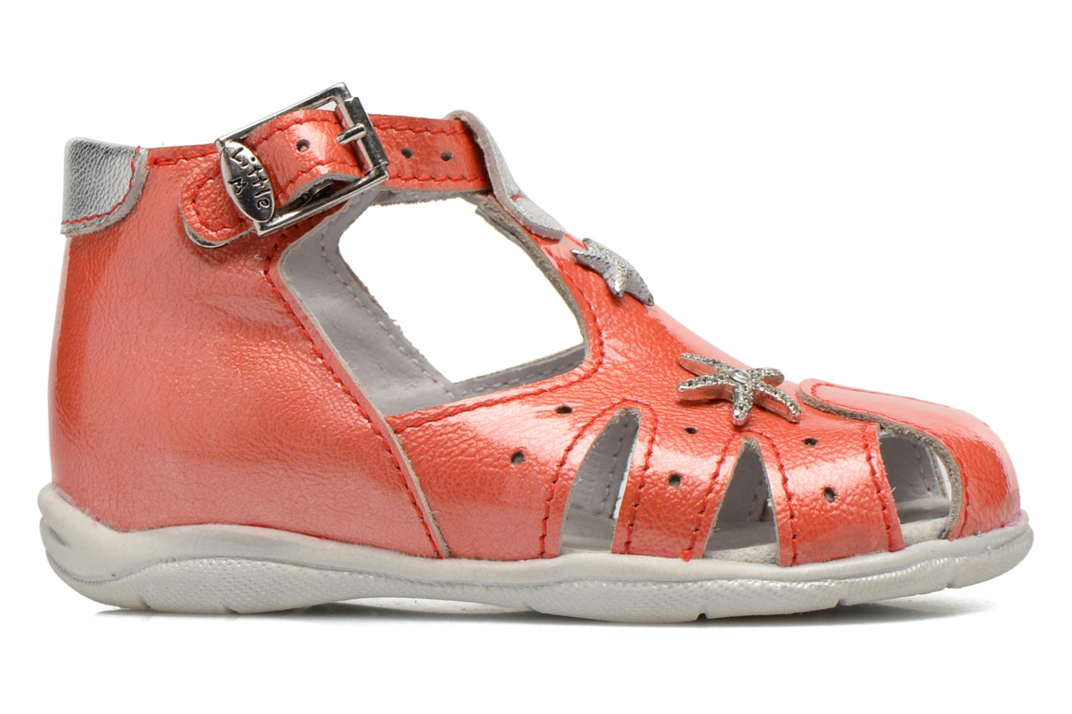 Sandals Little Mary Vienne Pink back view
