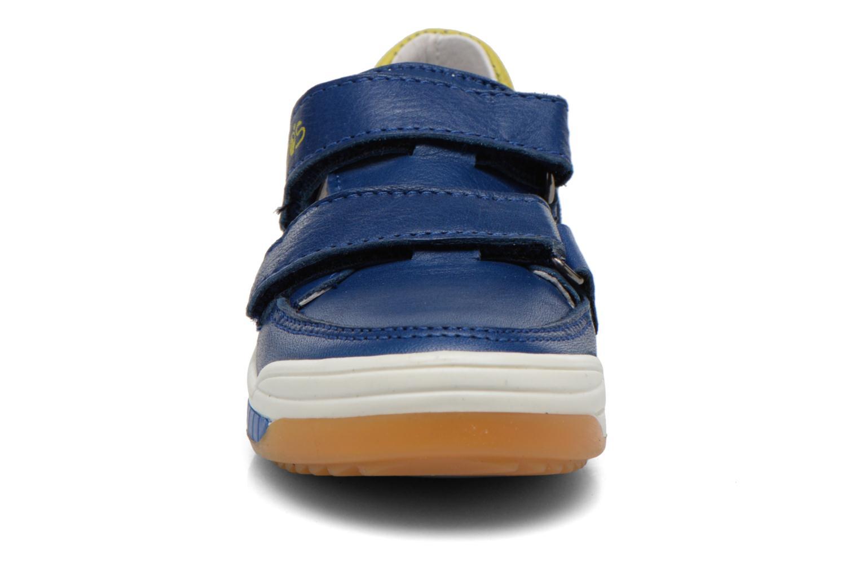 Baskets Acebo's Tempo Bleu vue portées chaussures