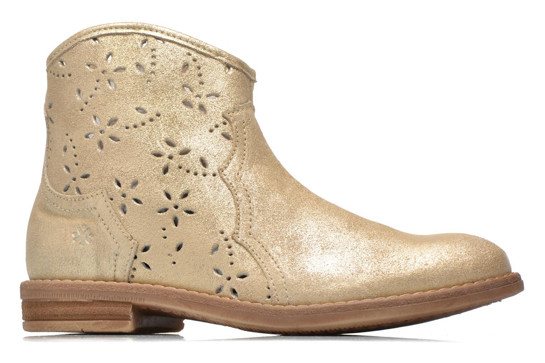 Boots en enkellaarsjes Acebo's Nerea Goud en brons achterkant