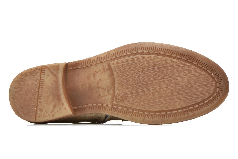 Boots en enkellaarsjes Acebo's Nerea Goud en brons boven