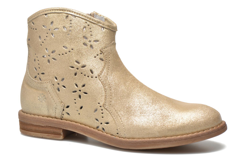 Boots en enkellaarsjes Acebo's Nerea Goud en brons detail