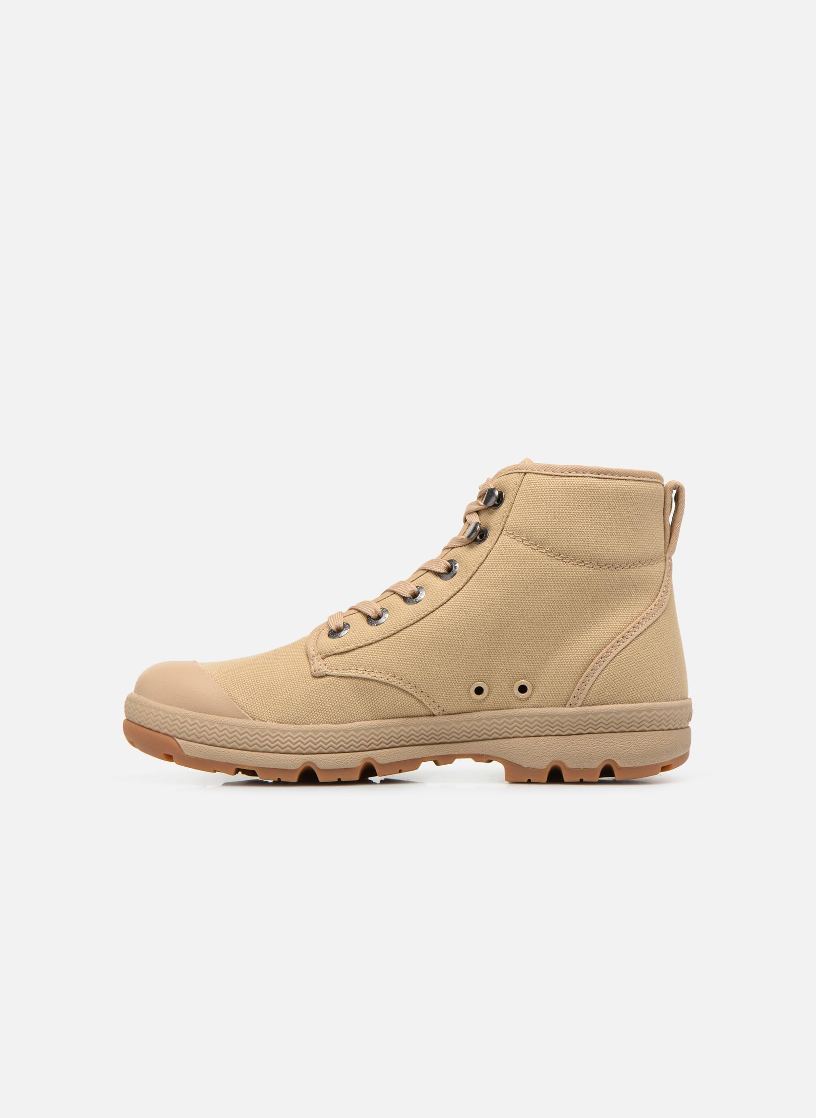 Stiefeletten & Boots Aigle Tenere 3 Light beige ansicht von vorne